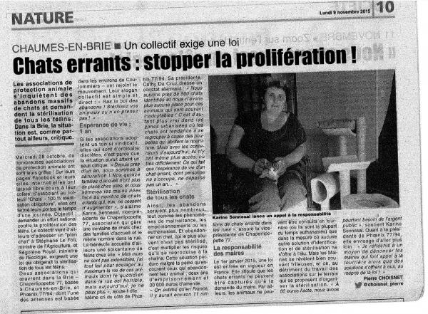 Article la republique nov 2015