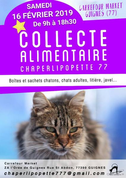 Collecte guignes 16022019